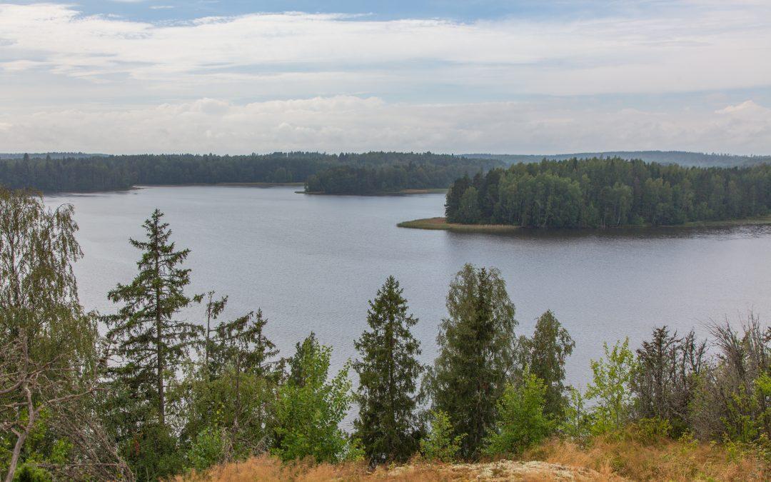 Den förnyade webbsidan Vattnenskvalitet.fi presenterar Västra Nylands vattendrag och vattendragsrestaureringar med hjälp av en karta