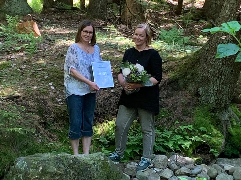 Yhdistyksen kevätkokouksen päätökset: Nina Långstedt nimetty Vuoden 2020 Vesiensuojelijaksi – Yhdistyksen vuoden 2019 tilinpäätös positiivinen