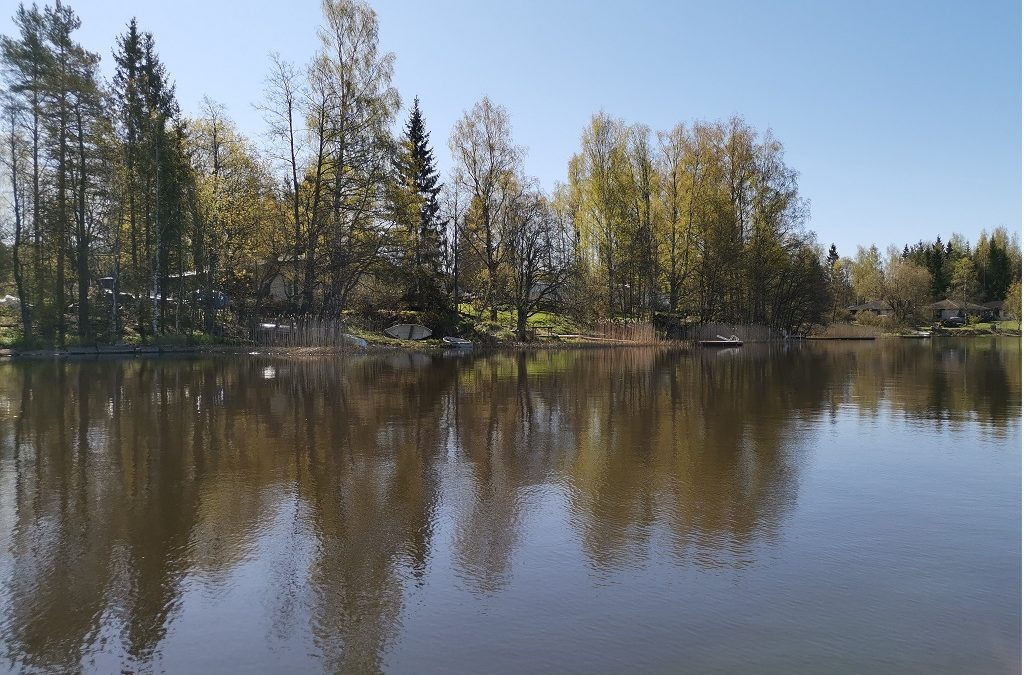 Lägesgenomgång för Veikkola vattendragsprojekt 26.8.2020